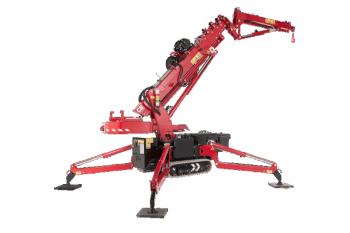 spider-crane
