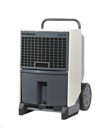 Dehumidifiers, 350m3/h, water container 14l, 220V