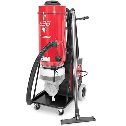 Vacuum Cleaner HEPA FILTER 167 l/s, 220V