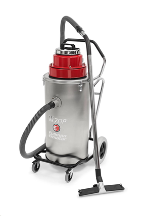Wet vacuum cleaner  52 l/s - dust, 290/min - mud, 220V