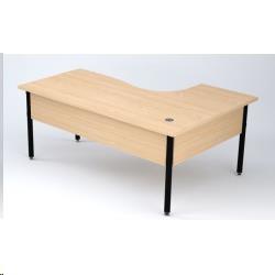 Stūra biroja galds
