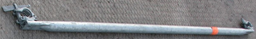 BL alusriigel 3.07m kahe klambriga