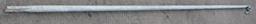 BL diagonaal kiilklambriga 2.57x2.0m (3.2m)
