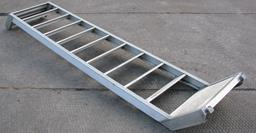 BL alumiiniumtrepp T4 2.57m