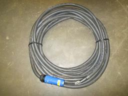 Pagarinātāja kabelis 70 mm2, 20m