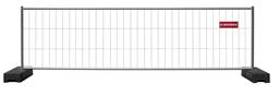 Fence F1 standard element (3.5x1.2m)