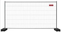 Työmaa-aita (3.5x2.0m)