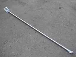 Support brace for fence, standart (Ø32mm), L=1.95m