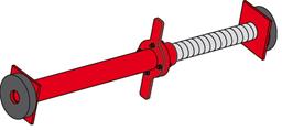 Stiepnis 983-1273 mm