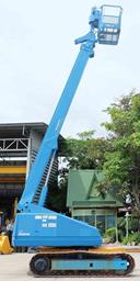 Tela-alustainen kuukulkija (dieselkäyttöinen), 20m