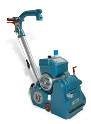 Parquet sanding machine, 220V, 200mm