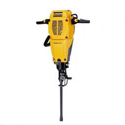 Concrete breaker & drill, 25 kg, gasoline, HEX 22x108