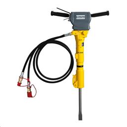 Hydraulic hammer, 28 kg, HEX 32x160