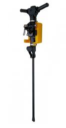 Pneumatic rock drill  22,8 5kg, Hex 22x108