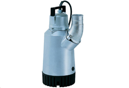 Dirt/water pump, 7mm, 1400 l/min, DN75mm ,400V