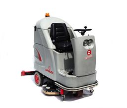 Grindų valymo mašina, 855 mm, 24V
