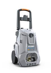 Augstspiediena mazgāšanas mašīna, 150 bar, 230 V (smidzinātājs ar regulējamu sprauslu un smidzinātājs ar rotējošu sprauslu komplektā)