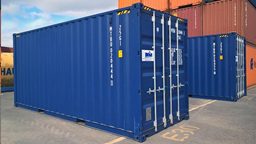 Isolated storage  container, 20`