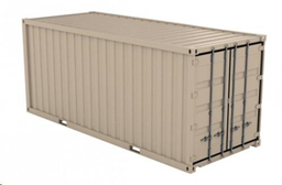 Storage container, 20`