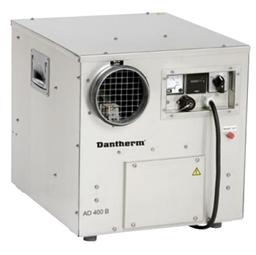 Adsorbtion Dehumidifier, 400³m/h, Max 1980W, 27kg