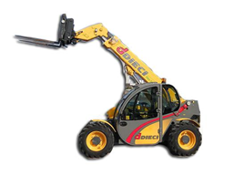 Telescopic handler, 6m, 2.5t