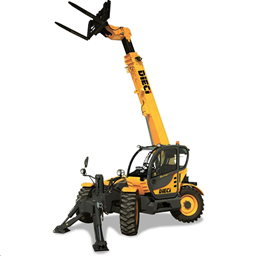 Telescopic handler, 12,2m, 4t