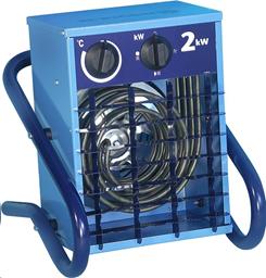 Värmefläkt, 2kW, 230V