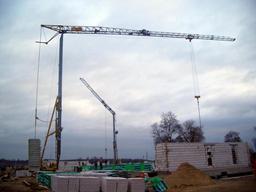 Tower crane 30m, 4t