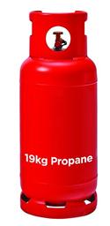 Dujų balionas 19kg/46l