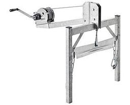 Būvgružu novadcaurules rokas vinča 21m (celtspēja - 250kg)
