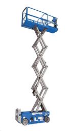 Saksilava (akkukäyttöinen) 5,8 m