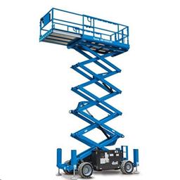 Saksilava (dieselkäyttöinen 4WD), 12,02 m