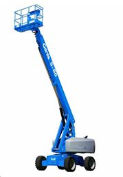 Suorapuominen kuukulkija (dieselkäyttöinen, 4 WD), 20 m