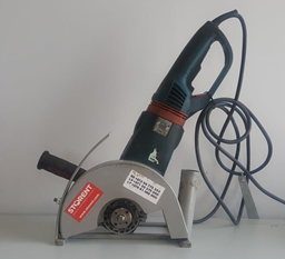 Angle grinders, d=230mm with dust extraction , 220V