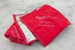 HW Winter insulation 2x12m 3layers