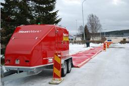 Frozen ground heaters