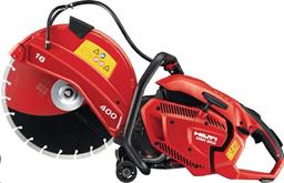 Power cutter, d=400mm, petrol