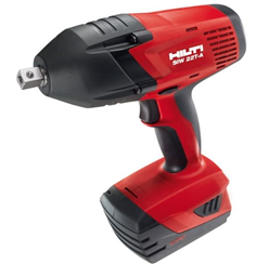 """Cordless Impact Wrench (Two batteries and charger), 22V,  max - 450Nm, 1/2"""""""