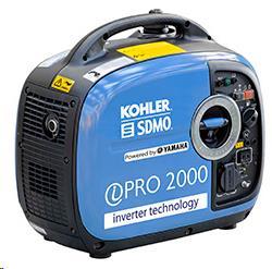 Kannettava generaattori 230V, 2kW, bensiini - Taajuusmuuttajatyyppi