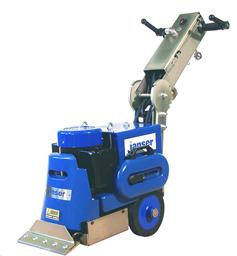 Carpet removal equipment, 230V