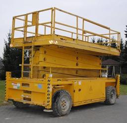 Saksilava(dieselkäyttöinen), 20,5 m