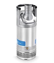 Flygt dirt/water pump,   900l/min, DN75mm ,400V
