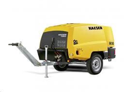Diesel compressor 5m3/min, 7bar.