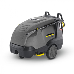 High-pressure washer, 380V, with water heating