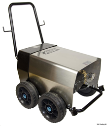 High Pressure washer  machine, 900l/min, 270Bar, 400V