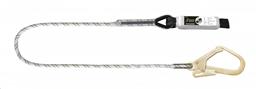 Drošības virve ar karabīni, 1,5m
