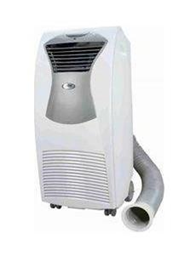 Portable luftrekonditionerare A/C (Air conditioner, AC) 550m³/h