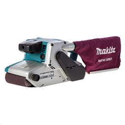 Belt sanding machine, 220V, 100x610mm