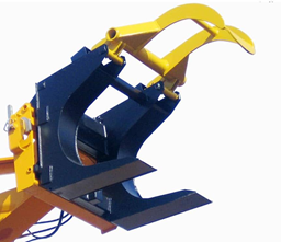 Apaļkoku satvērtējs Manitou teleskopiskajam iekrāvējam