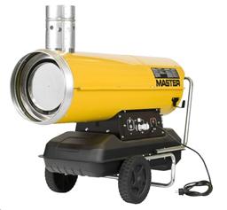 Dīzeļsildītājs,33kW, 220V, ar dūmgāzu atdalīšanu